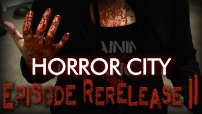 Horror City Radio rerelease 2