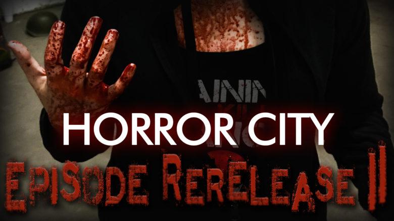 Horror City Radio rerelease 2